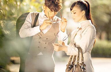 婚纱摄影网站案例