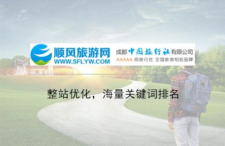 顺风旅游网9月优化效果